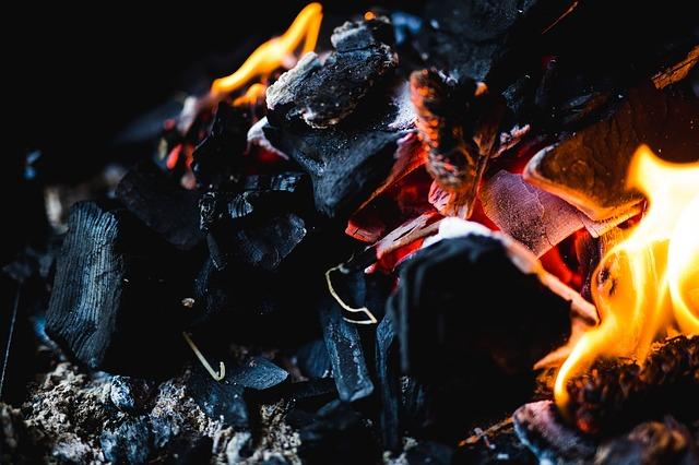 המאבק עם הפחמים