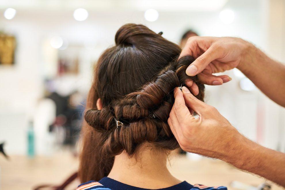 קליפסים בשיער